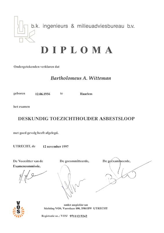 diploma dta-KL